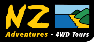 NZ Adventures 4WD Tours - Logo